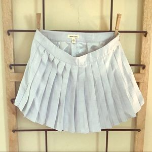 Pleated Urban Outfitters skort